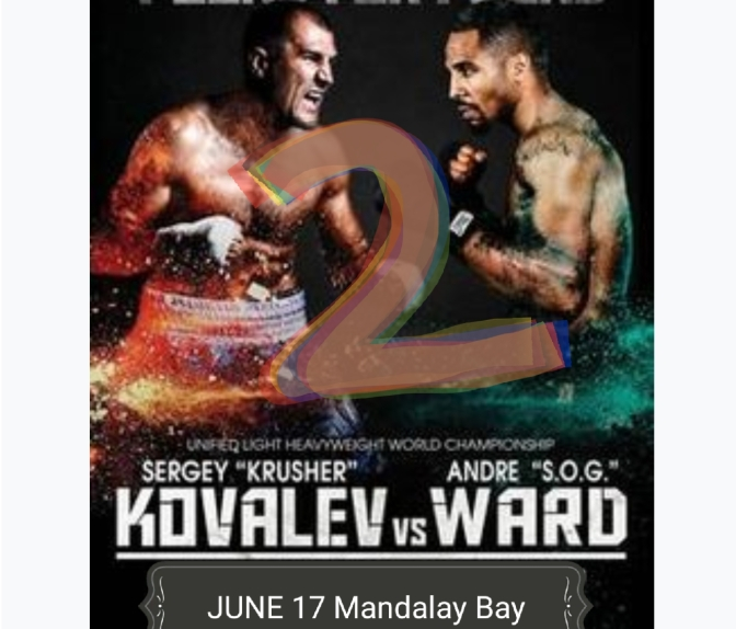 Is Andre Ward All In?