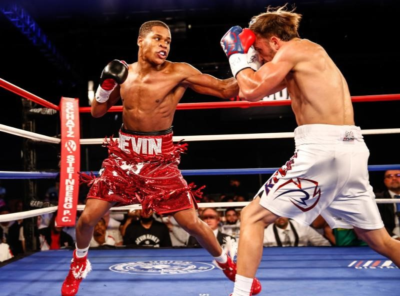 Devin Haney Credit Stephanie Trapp Showtime
