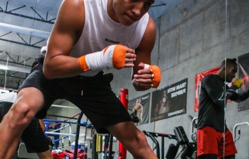 Mario Barrios Training Camp Quotes &Photos