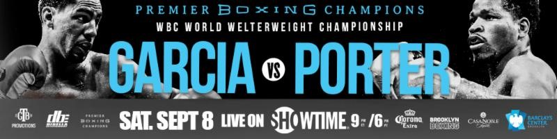 Welterweight Legends, Champions & Contenders Predict Danny Garcia vs. Shawn Porter Welterweight World Title Showdown