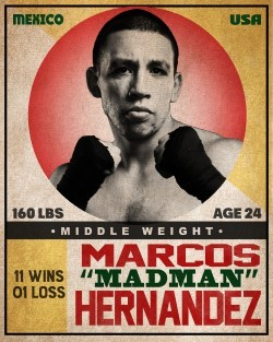 Marcos Madman Hernandez