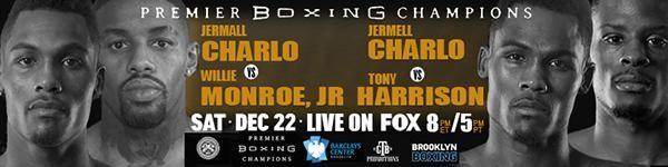 Jermall Charlo vs. Willie Monroe Jr. & Jermell Charlo vs. Tony Harrison International Media Conference Call Transcript & AudioRecording