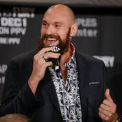 Fury Wilder Final Presser Credit Esther Lin Showtime November 28 2018 Fury