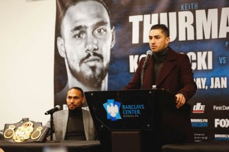 Lopex Fight Credit Stephanie Trapp TGB Promotions Thurman