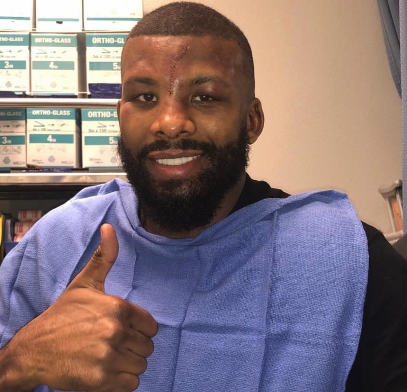 badou jack post browne figt cut