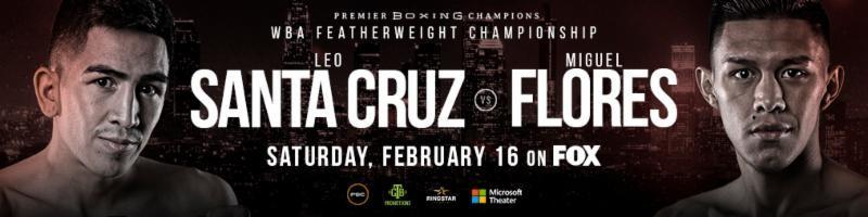 Leo Santa Cruz vs. Miguel Flores & John Molina Jr. Los Angeles Press Conference Quotes &Photos