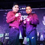 Feb 16 Santa Cruz Rivera Final Press COnfSean Michael Ham TGB Promotions