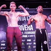 Feb 16 Santa Cruz Rivera weigh in COnfSean Michael Ham TGB Promotions 5