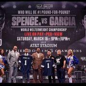 Garcia Spence LA Press Conference Feb 16 2019 Frank Micelotta FOX Sports 10