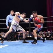 Santa Cruz Rivera Sean Michael Ham TGB Promotions Feb 16 19