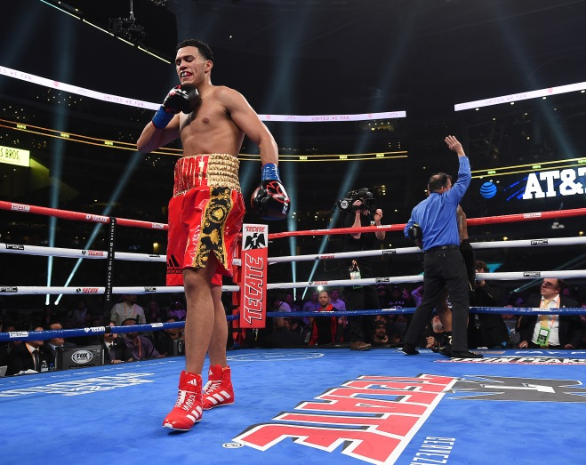 Fox Sports PBC PPV World Welterweight Championship Fight - Spence vs Garcia, Dallas, USA, 16 March 2019