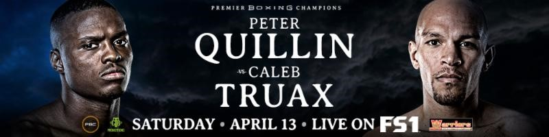 Former Champions Peter Quillin & Caleb Truax Fight to No Decision
