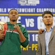 ERROL SPENCE JR. VS. MIKEY GARCIA FINAL PRESS CONFERENCE QUOTES &PHOTOS