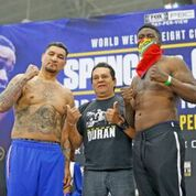 Spence Garcia Weigh In from James Smith Dallas Cowboys