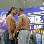 Spence Garcia Weigh In from James Smith Dallas Cowboys1
