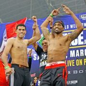 Spence Garcia Weigh In from James Smith Dallas Cowboys4