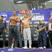 Spence Garcia Weigh In from James Smith Dallas Cowboys6