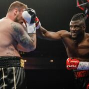EFE Ajagba undercard Easter Barth Credit Easter Lin Shhowtime