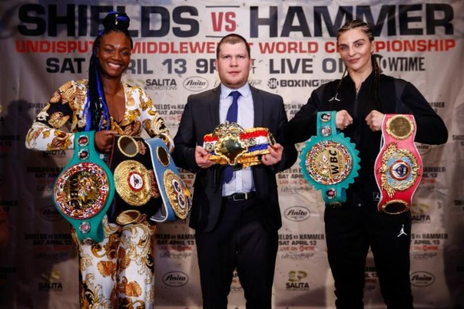 Hammer Shields Media luncheon Quotes Photos Credit Stephaine Trapp Showtime