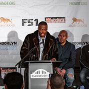 PETER QUILLIN VS. CALEB TRUAX FINAL PRESS CONFERENCE Andrew Dobin The Armory2