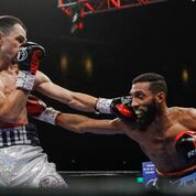 Postal undercard Easter Barth Credit Easter Lin Shhowtime