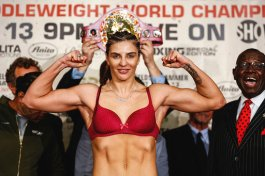 Shields Hammer Weigh in Stephaine Trapp1