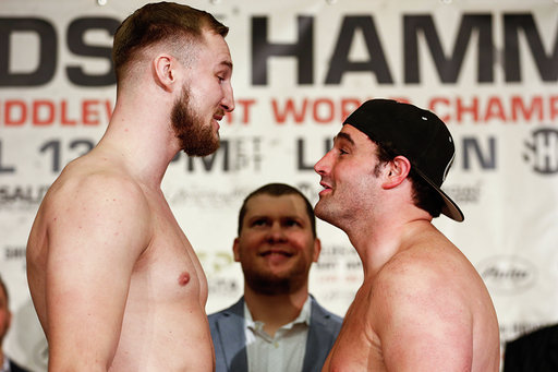 Shields Hammer Weigh in Stephaine Trapp11