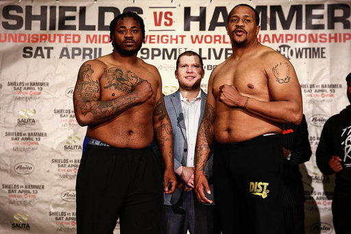 Shields Hammer Weigh in Stephaine Trapp7