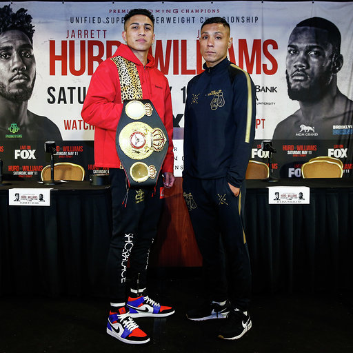 Barrios Credit Stephanie Trapp TGB Promotions Undrcard Hurd Willimas