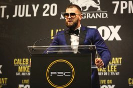 Caleb Plant Mike Lee Press Conf Quotes Photos may 21 19 Credit Stephaine Trapp1
