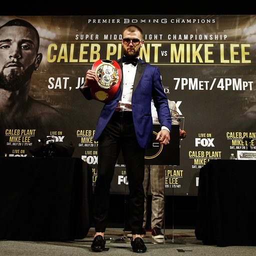 Caleb Plant Mike Lee Press Conf Quotes Photos may 21 19 Credit Stephaine Trapp3