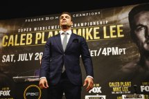 Caleb Plant Mike Lee Press Conf Quotes Photos may 21 19 Credit Stephaine Trapp6