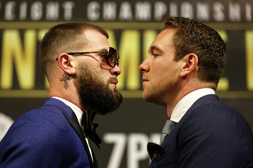 Caleb Plant Mike Lee Press Conf Quotes Photos may 21 19 Credit Stephaine Trapp7