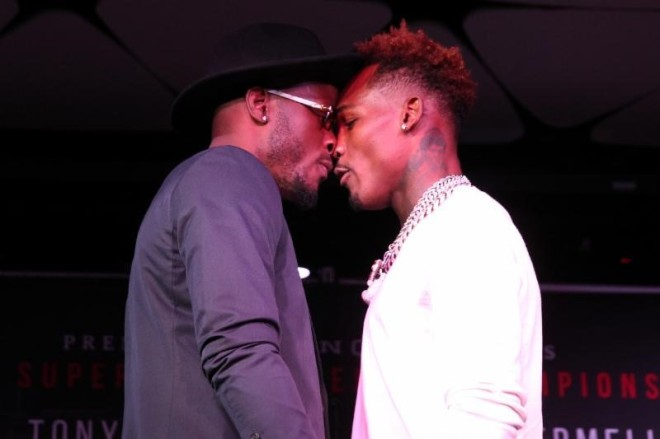 Harrison CHarlo Chris Farina Mayweather Promotions