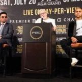Pacquiao Thurman Plant Lee LA Press COnf Quotes Photos Sean Michael Ham Mayweather Promotions4