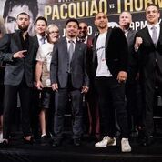 Pacquiao Thurman Plant Lee LA Press COnf Quotes Photos Sean Michael Ham Mayweather Promotions8