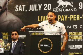 Thurman Press Conf Quotes Photos may 21 19 Credit Stephaine Trapp