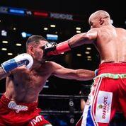 Wilder Breazele fight Amanda Westcott SHOWTIME Heraldez Mendez