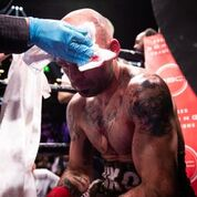 Wilder Breazele fight Amanda Westcott SHOWTIME russell jr. kiko 1