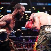 Wilder Breazele fight Amanda Westcott SHOWTIME russell jr. kiko 2