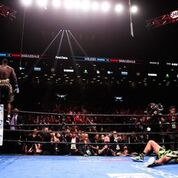 Wilder Breazele fight Amanda Westcott SHOWTIME7