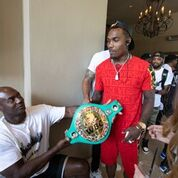 Charlo Adams Hou Press Conf Quotes Photos Andrew King SHOWTIME
