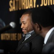Charlo Adams Hou Press Conf Quotes Photos Andrew King SHOWTIME5