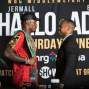 Charlo Adams Hou Press Conf Quotes Photos Andrew King SHOWTIME6