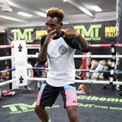 Charlo Cota Fight week Sean Michael Ham Mayweather Promotions 2