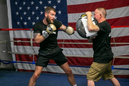 Caleb Plant Media Day_07_20_2019_Workout_Nabbel Ahmad _ Premier Boxing Champions Lee fight