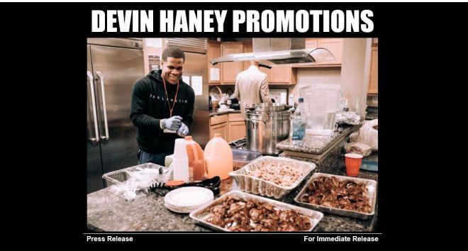 Haney gives back 1