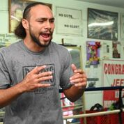 Thurman workout Pac fight Damon Gonzalez TGB Promotions4