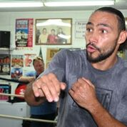 Thurman workout Pac fight Damon Gonzalez TGB Promotions5
