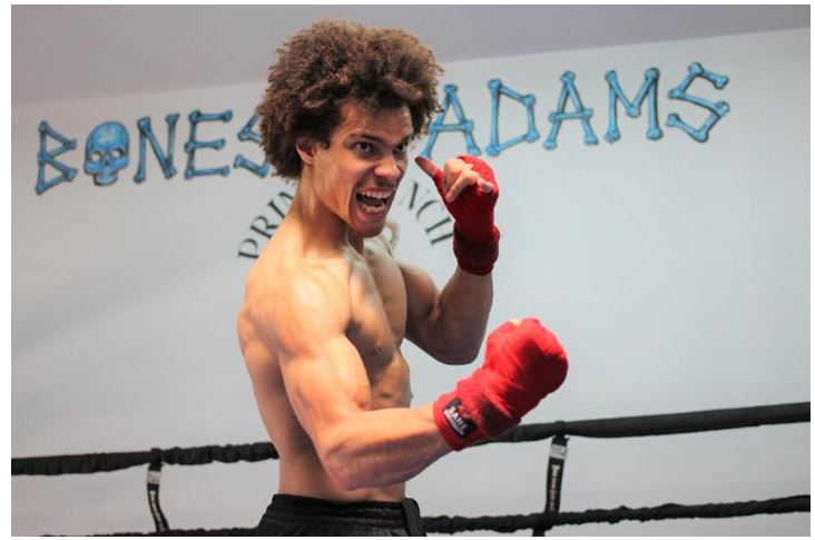 """BLAIR """"THE FLAIR"""" COBBS RETURNS TO THE RING AUGUST 22 IN INDIOCA."""